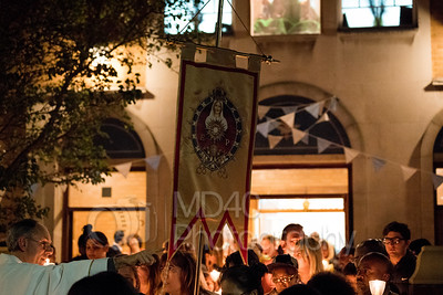 OLOFC - International Rosary & Candleight Procession
