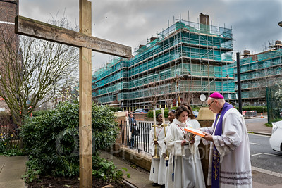 Our Lady of Fatima Parish Cross Official Unveiling and Blessing.
