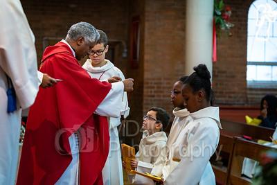 Feast of St Stephen Mass 2019