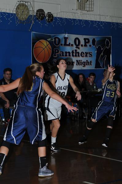 OLQP Senior Sports Night