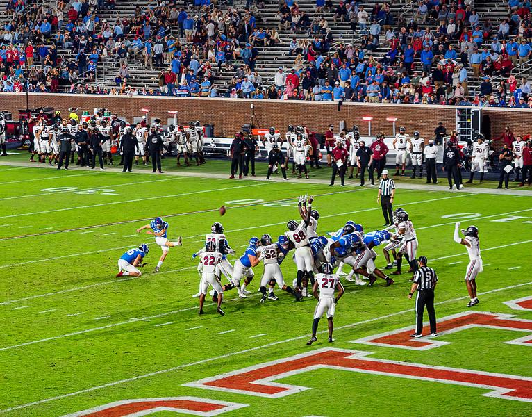 Ole Miss vs South Carolina #3