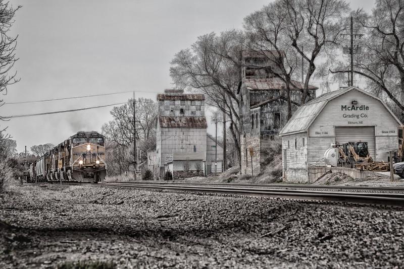 Eastbound At Elkhorn