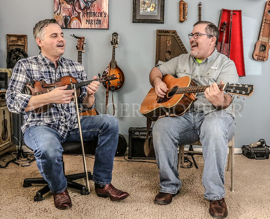 Randy Lanham and Wayne Morris - Messenger-Inquirer