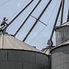 Triple T Farms grain bin maintenance