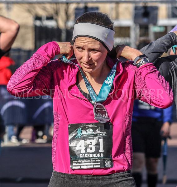 Wendell Foster Half Marathon
