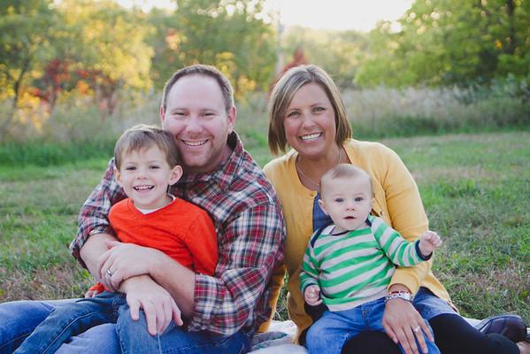 O'Meara Family 2013