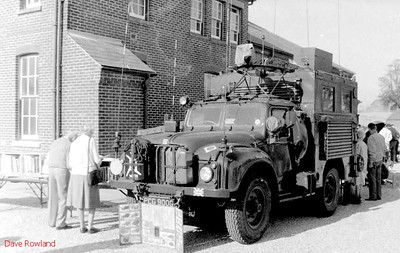 PCG 900G, Fort Brockhurst Military Vehicle Rally, Gosport, Summer 1994.