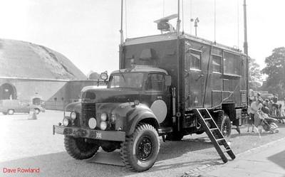 Fort Brockhurst Military Vehicle Rally, Gosport, Summer 1994.