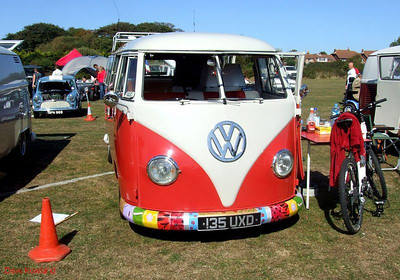 Stokes Bay Car Rally, 31 August 2009