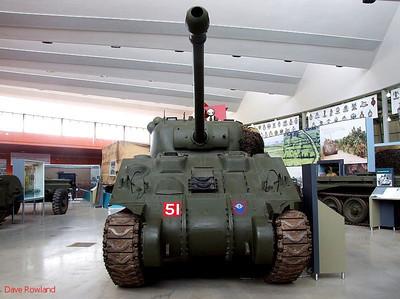 Bovington Tank Museum, 20 July 2009