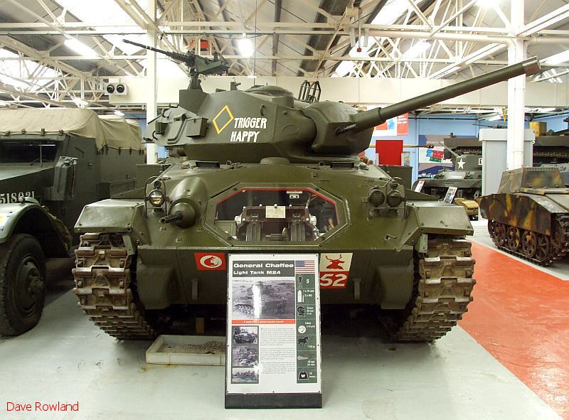 Bovington Tank Museum, 20th July 2009.