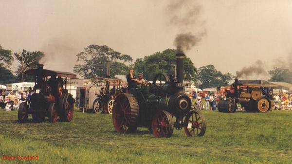 Plassey Steam Rally, 27 May 1990