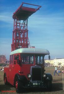 Southsea Bus Rally, 11 June 1989