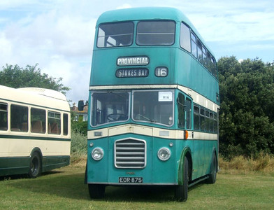 Stokes Bay Bus Rally 03 August 2013