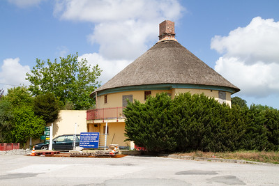 Former Courte-Paille Restaurant