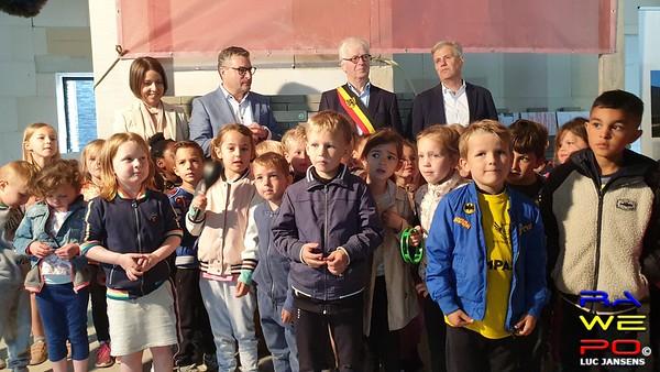 20190517 Inhuldiging nieuwbouw De Kleine Wereld door minister Koen Van den Heuvel