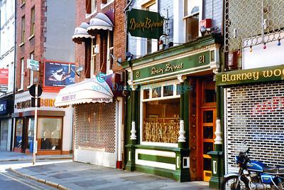 Davy Byrne's