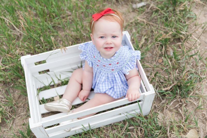 Emma turns 1-4