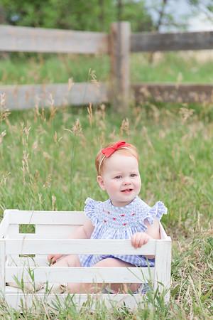 Emma turns 1-2