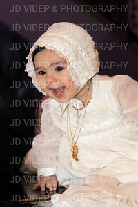 The Christening Of Julia Belle Henawi