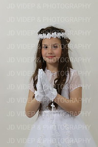 Isabella's Communion