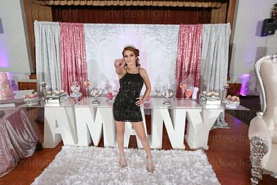 Amany's Sweet 16