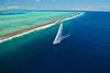 sailing in bora bora Salperton Yacht in Bora BoraSalperton Yacht
