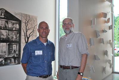 David Stitt and Matthew Miller