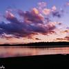 Sunset at Denny Beach