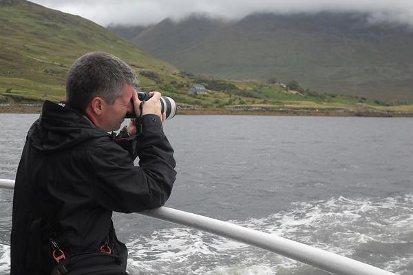 Στο Killary Fjord, Ιρλανδία / Photo © Θ. Δαλπαναγιώτη