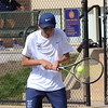 Bloomfield Hills Cranbrook-Kingswood won five flight championships en route to the Division 3 boys tennis regional title Thursday. Detroit Country Day won the other three and advanced - along with Cranbrook - to the state finals next week. (MIPrepZone photo by Jason Schmitt)