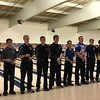 These bowlers rolled the top 10 game scores at Saturday's Oakland County Tournament. (Photo contributed)