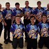 The Oxford boys bowling team won the 2017 Oakland County championship Saturday at Astro Lanes in Madison Heights. (Photo contributed)