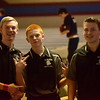 Thirty boys teams converged on Astro Lanes in Madison Heights Saturday for the Oakland County Bowling Tournament. Oxford came away the winners, outlasting the field. (MIPrepZone photo by Jason Schmitt)