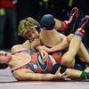 Eight Oakland County wrestlers brought home individual state wrestling titles Saturday night at The Palace of Auburn Hills. Five Detroit Catholic Central, and three Walled Lake Central, athletes won championships. (MIPrepZone photo by Jason Schmitt)