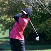 Action from the Division 1 girls golf state finals in East Lansing. (MIPrepZone photo by Jason Schmitt)