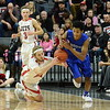 Powers North Central knocked off Southfield Christian, 84-83, in a double-overtime thriller Thursday night at the Breslin Center in East Lansing. The Jets advance to the Class D state title game on Saturday. (MIPrepZone photo by Jason Schmitt)
