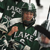 Connor Graham, Lake Orion - All-County 4th Team