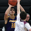 Birmingham Seaholm defeats Auburn Hills Avondale 54-48 in district semifinal basketball action at Bloomfield Hills High School Wednesday, March 8, 2017. 2017. (MIPrepZone photo / LARRY McKEE)
