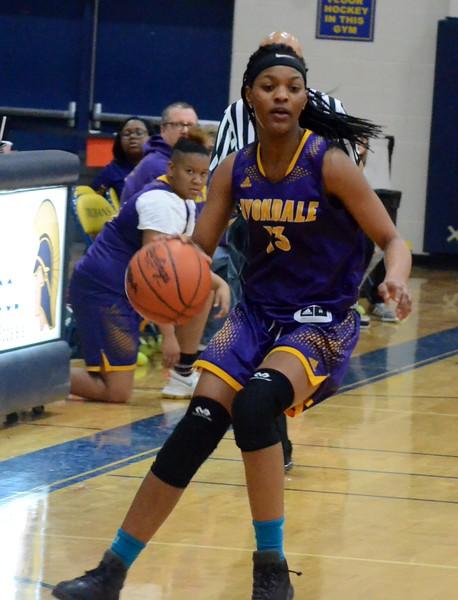Op Avondale Vs Clawson Girls Basketball Jrc Oakland