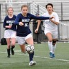 Stoney Creek hosted Berkley for an Oakland Activities Association girls soccer game on Tuesday, April 18, 2017. (MIPrepZone photo gallery by Dan Fenner)