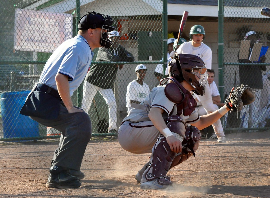 . West Bloomfield hosted Birmingham Seaholm for an Oakland Activities Association White Division baseball doubleheader on Monday, April 30, 2018. (Photo gallery by Dan Fenner/The Oakland Press)