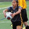 Madison Heights Bishop Foley visited Grosse Pointe Woods University Liggett for a Division 4 girls soccer regional semifinal game on Tuesday, June 6, 2017. (MIPrepZone photo gallery by Dan Fenner)