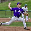West Bloomfield hosted Bloomfield Hills for an Oakland Activities Association crossover baseball game on Tuesday, April 11, 2017. (MIPrepZone photo gallery by Dan Fenner)
