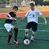 Farmington hosted Birmingham Brother Rice for an early season non-league soccer game on Monday, Aug. 29, 2016. (MIPrepZone photo gallery by Dan Fenner)