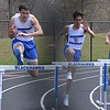 Novi Detroit Catholic Central had three hurdlers sweep the first three places in the 300 meter hurdles. The Shamrocks won the boys title and Macomb Lutheran North was a winner on the girls side of the Tri-County Invitational track and field meet Saturday at Ortonville Brandon High School. (MIPrepZone photo gallery by MARVIN GOODWIN).