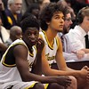 Clarkston and Saginaw squared off in a Class A quarterfinal playoff game at Davison High School on Tuesday, March 21, 2017. (MIPrepZone photo gallery by Dan Fenner)