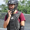 Clarkston defeated Utica Eisenhower 4-3 in a Division 1 softball regional final on Saturday, June 10, 2017. The Wolves also knocked off Birmingham Seaholm and the Eagles beat Troy Athens in the semifinals. (MIPrepZone photo gallery Dan Fenner)