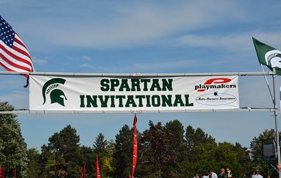 Everyone who attended knew they were at the Spartan Invitational.