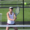Detroit Country Day edged out Birmingham Seaholm, 5-3, in a non-league tennis match Tuesday at Seaholm High School. (MIPrepZone photo by Jason Schmitt)